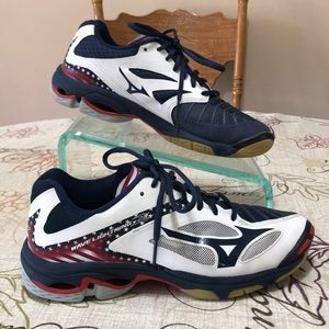 Mizuno Wave Lightning Z3 Volleyball Shoes Size 9.5